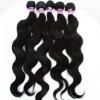 100% virgin real malaysian hair weft accept paypal