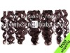 100% virgin remy Brazilian clip in hair extension