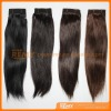 100% virgin remy Brazilian human hair