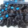 100% virgin remy human hair weaving