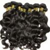 100% virgin touch soft natural body wave brazilian hair