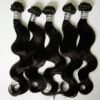 "12""-20"" in stock mongolian raw hair extensions full cuticle attached"
