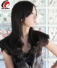 "16"" jek black lace front wig in stock"
