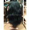 16inches remy hair silky human wig