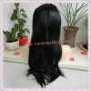 "18"" 100% Indian Remy Human Fair Full Lace Wig"