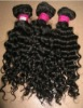 "18"" Curl Indian Virgin Remy Hair Weft"