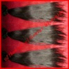 "18"" Silk straight-Super quality 100% Brazilian virgin hair extension-hand tide weft"