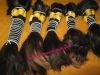 """18""""wavy virgin hair weaving"""