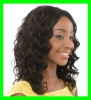 1B# curl wave full lace wig