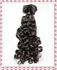 1b spring curl virgin Indian hair weft