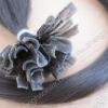 """1g 24"""" U-tip Keratin Nail Prebonded Human Hair Extension"""