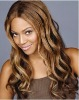 20 inch Indian remy hair lace front wig