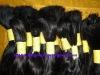 "20"" inch water wave indian hair machine weft"