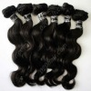 2011 100% virgin indian remy weft hair extension