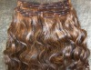 2011 Hot Sale  Remy Hair Clip-in