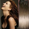 2011 Hot selling in USA&EU human hair extension