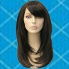 2011 New Fashion human hair silk top full lace wigs