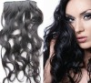 2011 Newest Top quality clip in hair extension