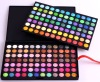 2011 Year Brand New 168 Color Eyeshadow Palette Two Layers Long Lasting Makeup