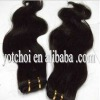 2011 indian remy hair hot sale Human hair bulk