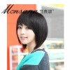 2011 newest lovely short bobo style synthetic wigs