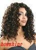 2011 top quality human hair Full lace wig