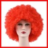 2011 top sale football sports fan wig