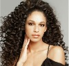 2011 wholesale new arrival curl high qulity hair human hair weft/extensions