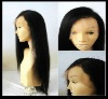 2012 Hot sale AAA remy human hair full lace wigs