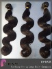 2012 (New)100%Brazilian human remy hair extension no mix!