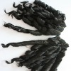 2012 New product brazilian hair weft Candy curl virgin hair