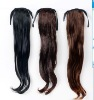 2012 best selling kanekalon fiber pony tail