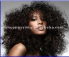 2012 in stock kinky curly full lace wig