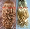 2012 most new natural curl weft