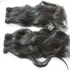 2012 new style natural wave hair weft 100% indian remy hair
