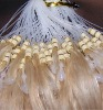 2012 new wholesale pretty peruvian micro ring hair extensions