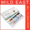 3D Coloured Acrylic Paint and Pigment for Nail Art J24