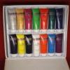3D design colorful Nail Art Paint