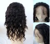 "4x4"" silk base 12"" Indian remy 12mm full lace wigs"