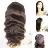 7% discount body wave,full lace wig