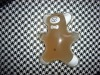 80 ml bear shaped pouch scented bubble bath