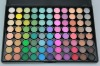 88 fashionable colours private label eye shadow
