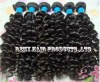 AAA remy Brazilian virgin human hair weft extensions brazilian weft hair deep wavy100g/pcs any color any length
