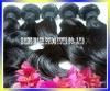 AAA remy virgin brazilian human hair weft extension brazilian weave hair body wave dark brown