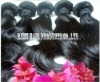 AAA remy virgin brazilian human hair weft extension brazilian weave hair body wave dark brown