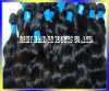 AAA remy virgin brazilian human hair weft extension brazilian weave hair body wave natural black