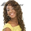 African style Brazilian human hair lace wig