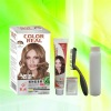 Amino acid coloring hair dye