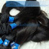 Authentic Straight natural hair extension factory price
