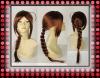 Axis Powers Hetalia Im Young Soo cosplay Wig (Girl)
